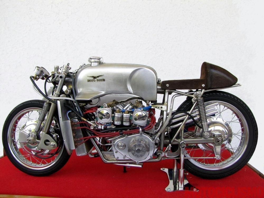 La moto guzzi 500 v8 una delle moto pi straordinarie for Splendide planimetrie della casa