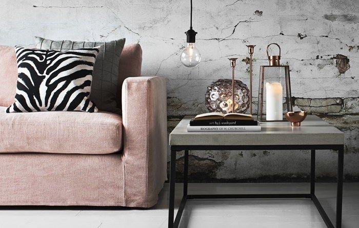 Shanghai soffbord från Mio Detaljer Interior design living room, Home Decor och Table furniture