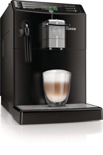 Saeco Hd8775 48 Philips Minuto Focus Fully Automatic Espresso Machine Saeco Http Www Amazon Espresso Machine Automatic Espresso Machine Best Espresso Machine