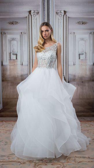 Pnina Tornai Wedding Dresses with Straps