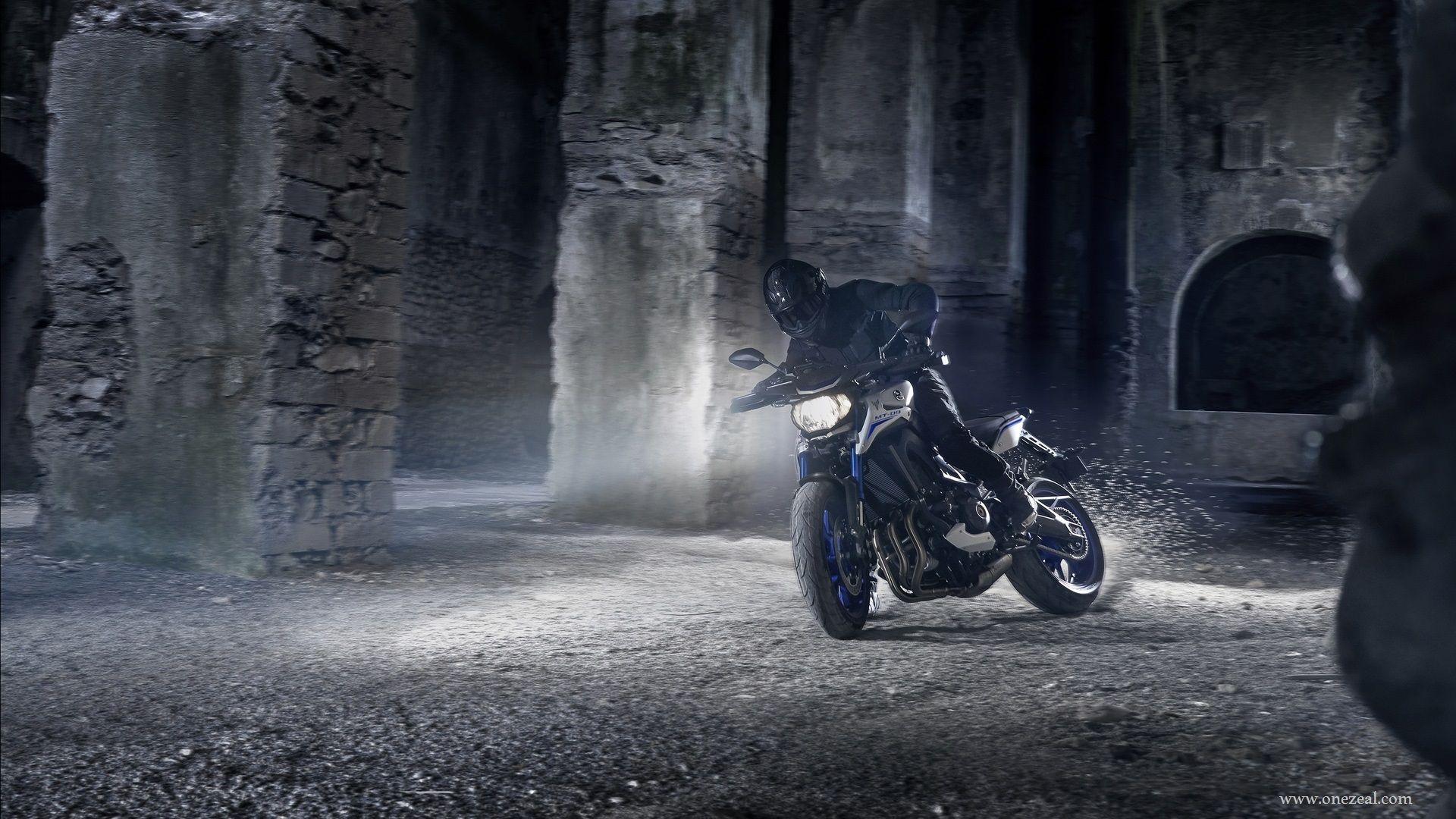 Download Yamaha Mt 09 Bike 2016 Wallpapers For Your Desktop
