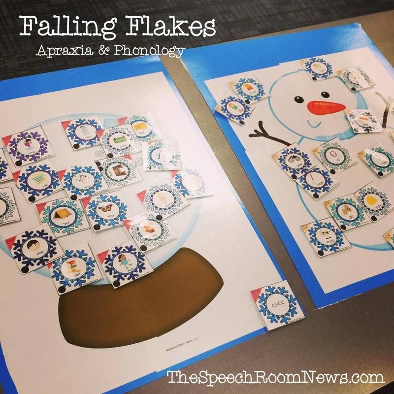 Falling Flakes: Apraxia & Phonology