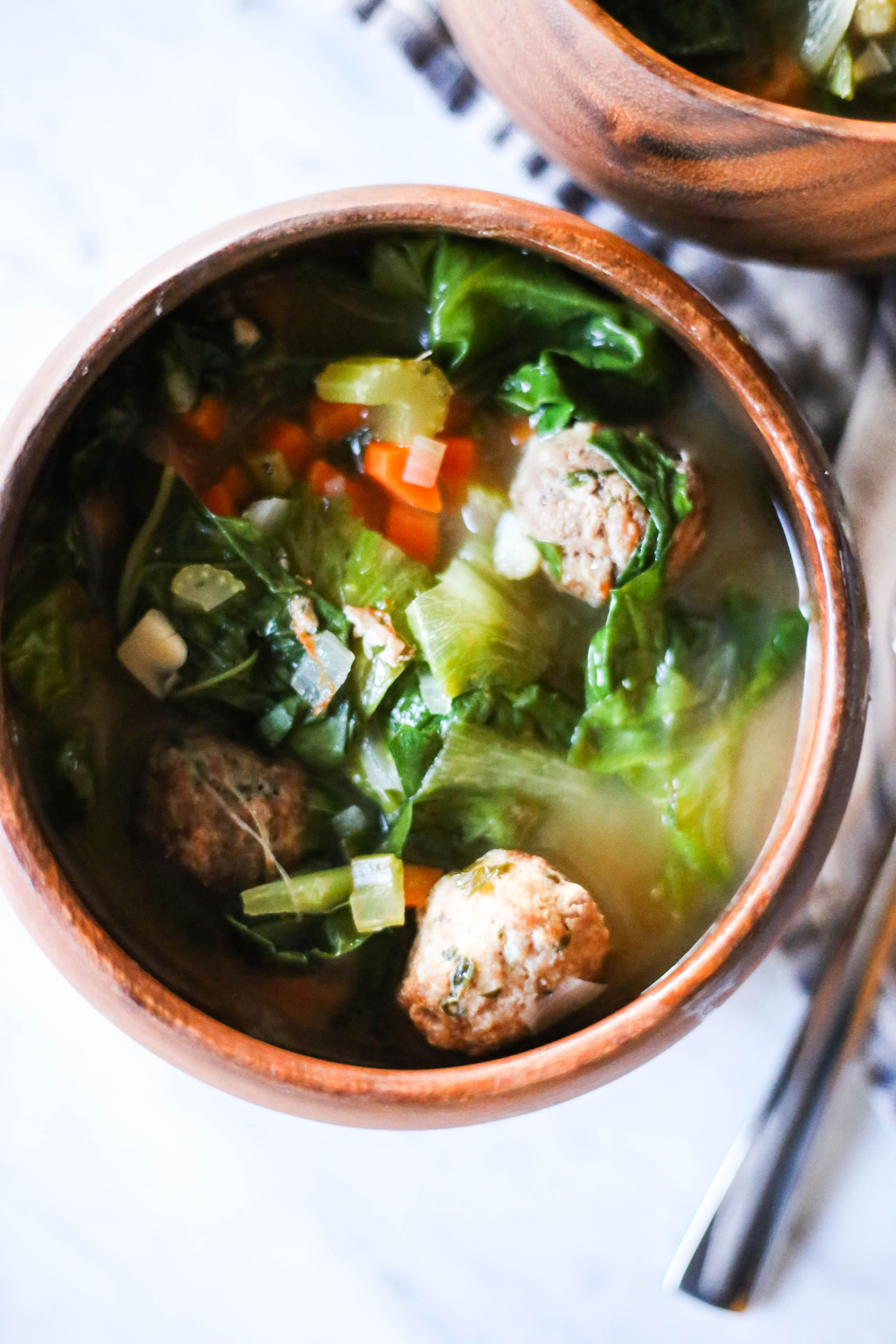 Whole30 Italian Wedding Soup Recipe Italian wedding