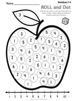 Dot Art Printable - Fall Pumpkin   September   Pinterest ...