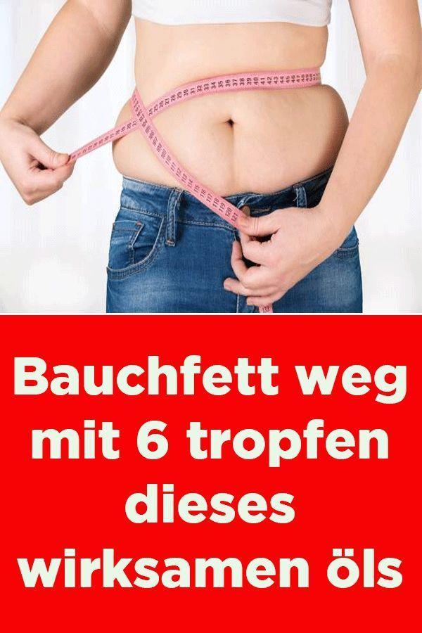 Photo of Bauchfett weg mit 6 tropfen dieses wirksamen öls,  #Bauchfett #dieses #DietTipsforwomen #mit …