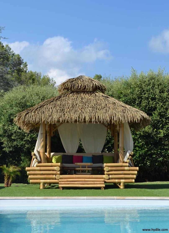 Salon De Jardin Asiatique gazebo l'hyd'île, le salon de jardin dont tout le monde rêve