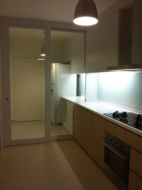 5 Amazing Hdb Bto Renovation Projects Shared By Homeowners Renotalk Singapore Latest Kitchen Designs Kitchen Design Interior Design Singapore