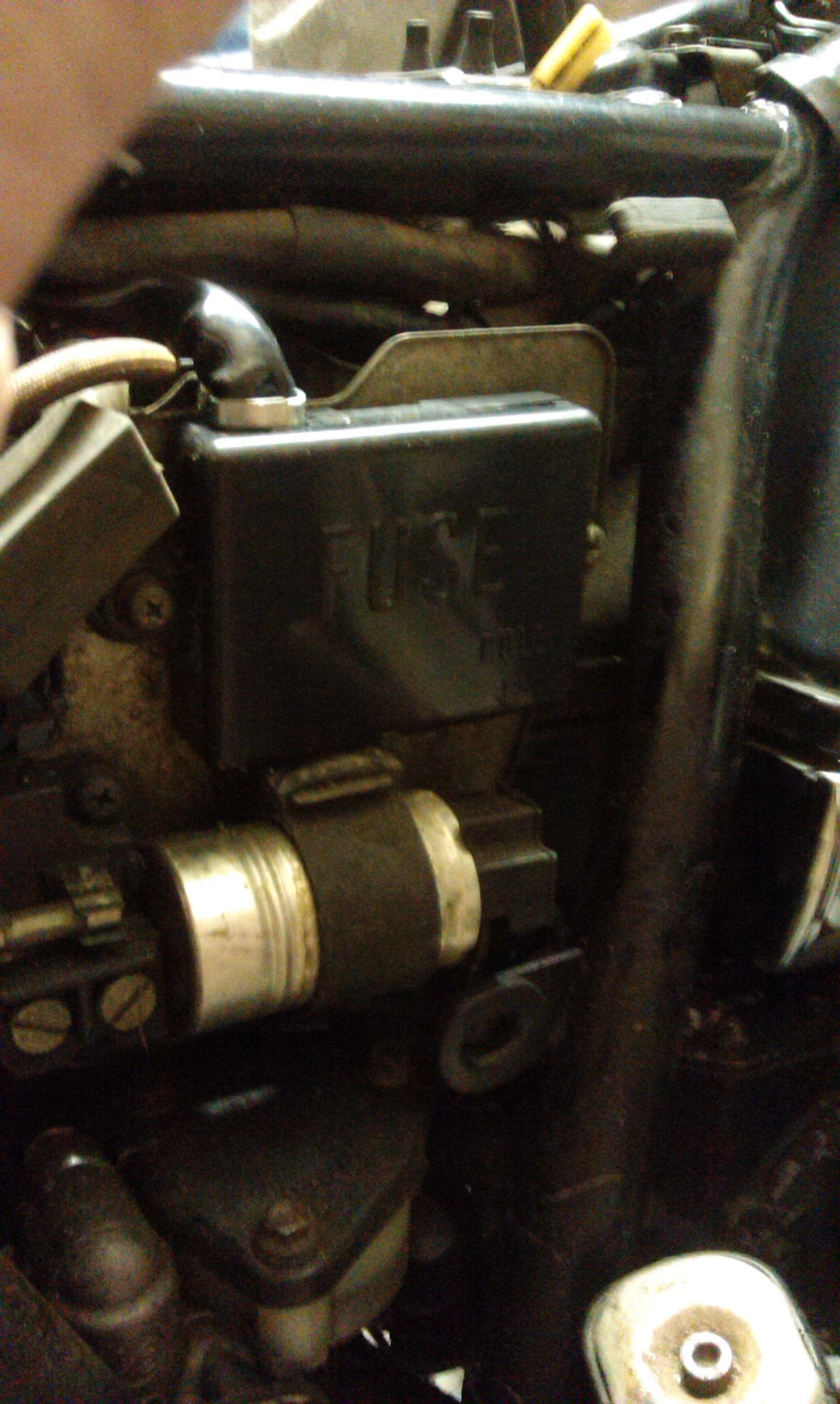 medium resolution of new fusebox successfully installed