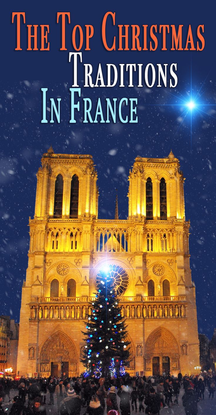 The Guide to All the French traditions of Christmas Noel