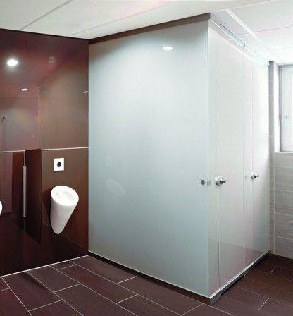 Sprinz Liefert Wc Trennwandsysteme Aus Glas Raum Und Farbe Fur Wc