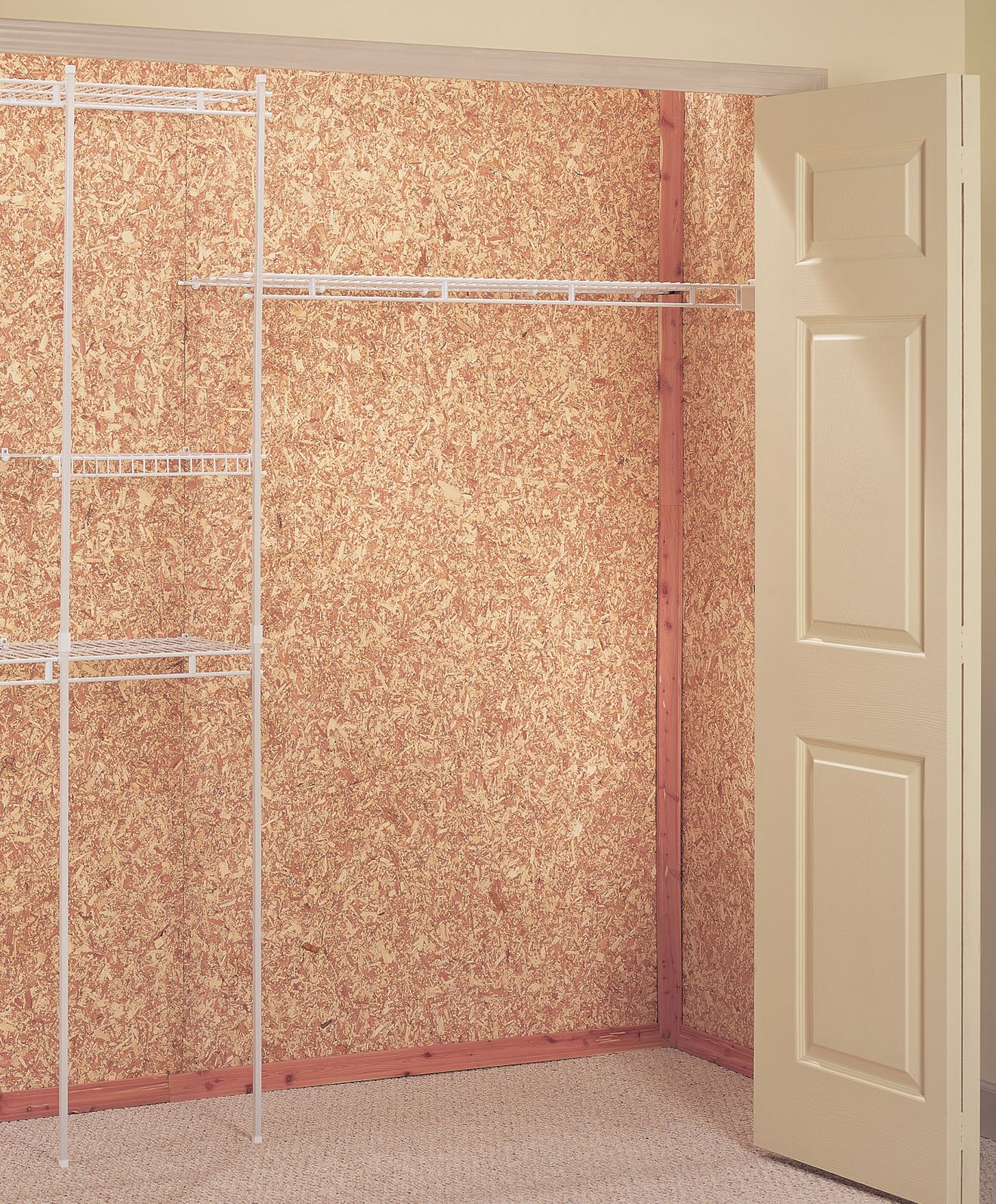 Add The Perfect Accent To Your Home With Cedar Flakeboard Closet Liner  Panel. Enhance Your