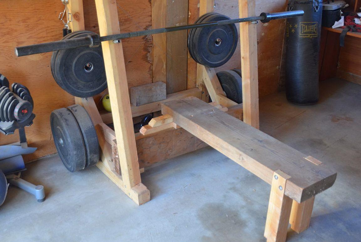 Afbeeldingsresultaat voor building your own squat rack