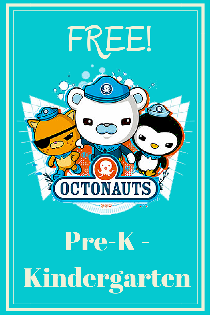 Download your FREE Octonauts lesson pack here! Octonauts games ...