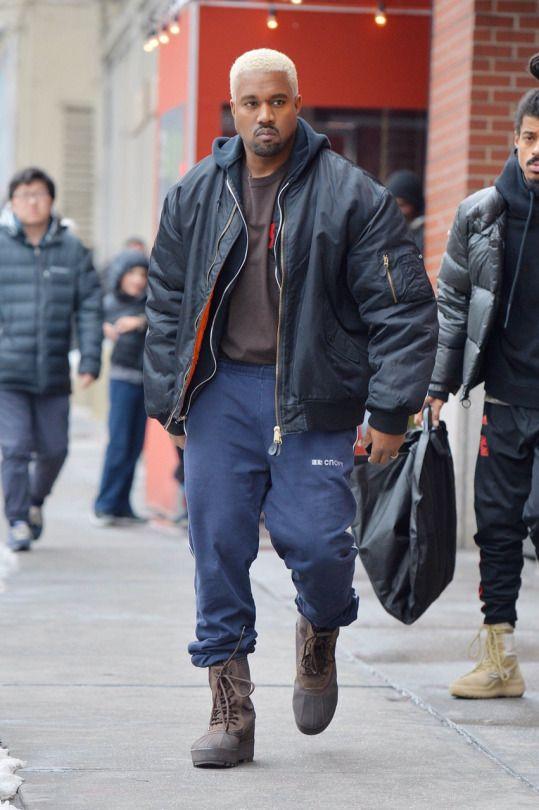 Kanye West Street Style 2017 Kanye West Style Kanye Fashion Mens Streetwear