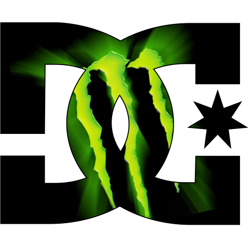 sticker et autocollant dc shoes monster energy monster rh pinterest com