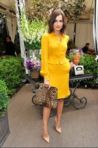 574c80298c0b Head Over Heels — Camilla Belle attends a lunch in honor of Christian  Louboutin — Vogue.com