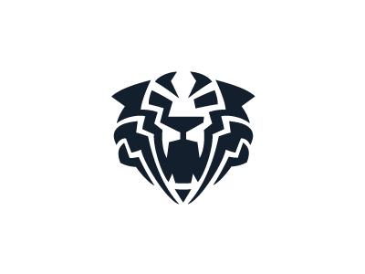 Tiger Head Graphic Design Logo Art Logo Animal Logo