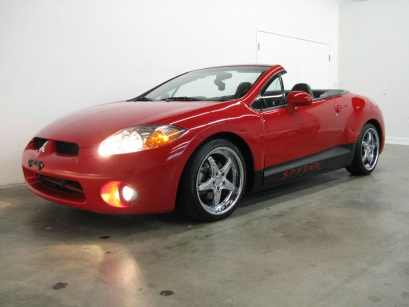 2007 Mitsubishi Eclipse GS Spyder Convertible 2D With Custom Lambo Doors |  Palace Auto Center #custom #cars #lambo #Mitsubishi #convertible #eclipse # Spyder ...
