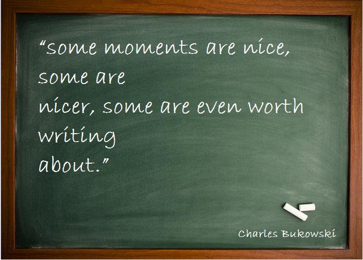 Pin it if you love poetry & Bukowski.