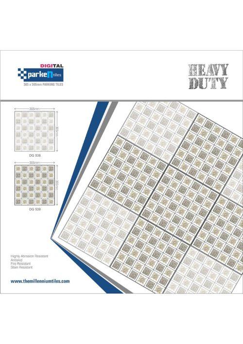 Millennium Tiles 305x305mm 12x12 Digital Heavy Duty Outdoor Full Body Porcelain Parking Series Https Goo Gl 7dbghh Dg 538 539 Highly