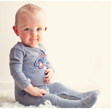 Designer Baby Clothing Milky Super Cute Milky Car Onesie Online