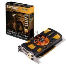 1GB ZOTAC GTX560 DDR5 256Bit