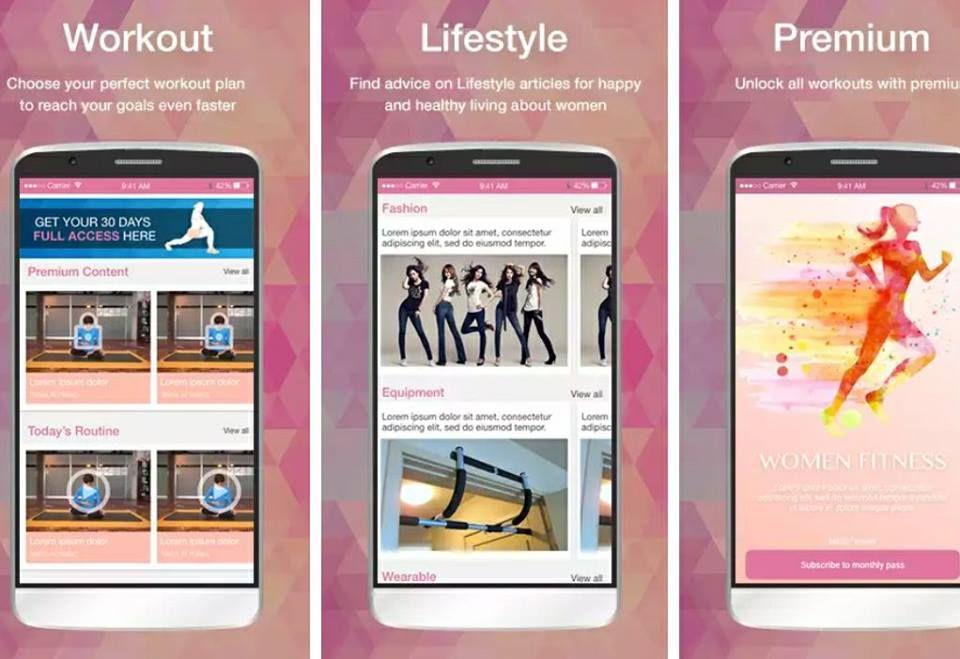 Aplikasi Wanita Khusus Untuk Kecergasan Dari Media Prima Wanita Aplikasi Gaya Hidup