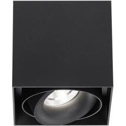 Photo of Delta Light Minigrid On Si 150 Box 50° Deckenleuchte, außen weiß / innen weiß Delta Light