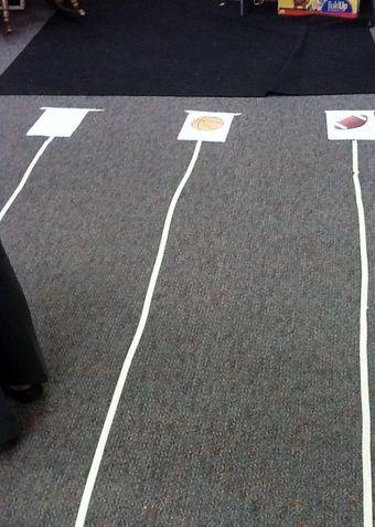 Object Graph Graphing First Grade First Grade Math
