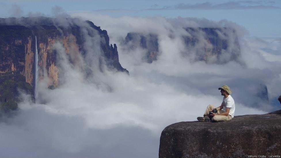 Venezuela entre las nubes...