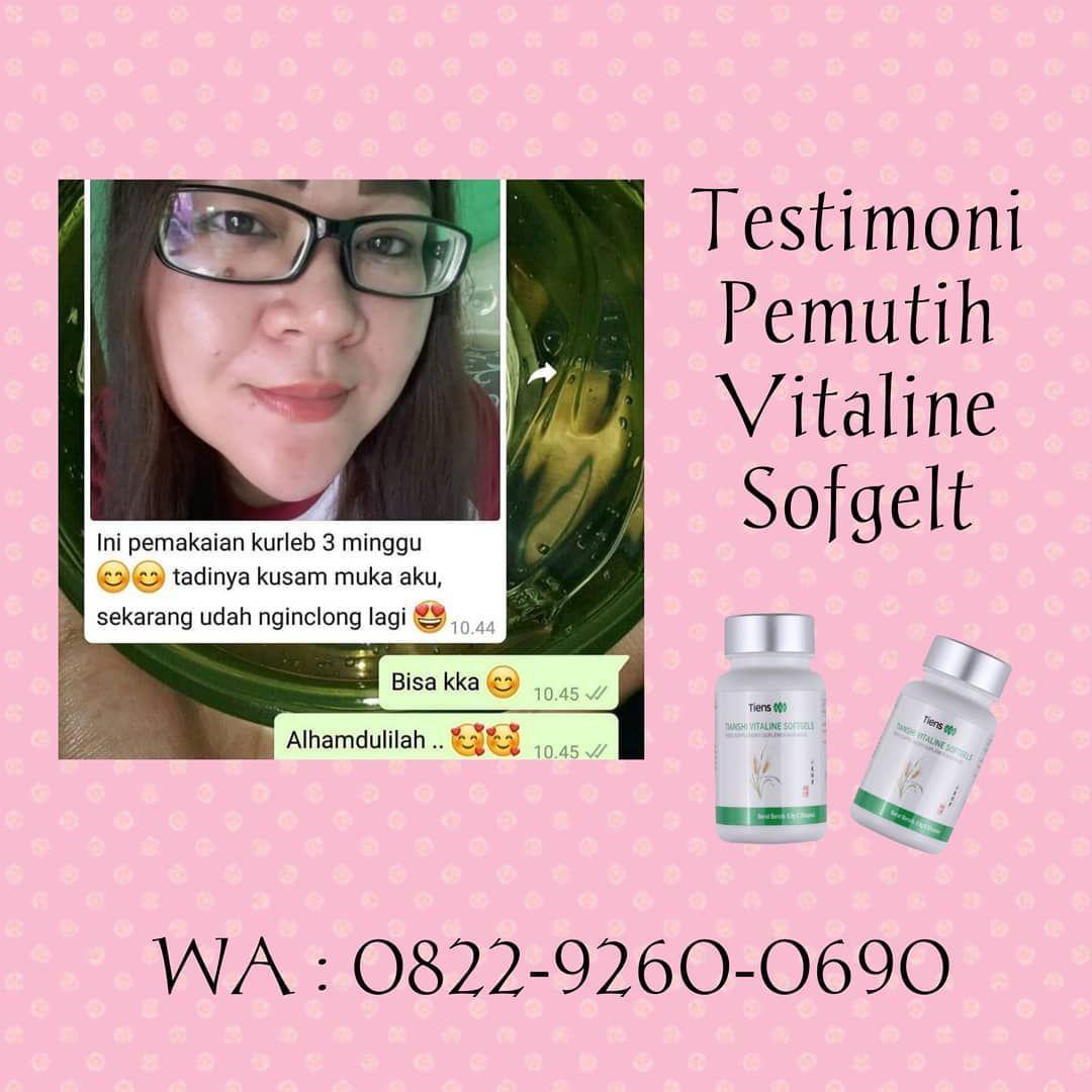 Vitaline Sofgelt Adalah Produk Pemutih Badan Yang Terbuat Dari Gandum Berkasiat Untuk Memutihkan Seluruh Tu Skin Care Incoming Call Screenshot Incoming Call