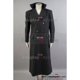 Sherlock Holmes Cape Coat Cosplay Costume – Wool Version