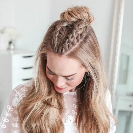 Photo of hair style long hair