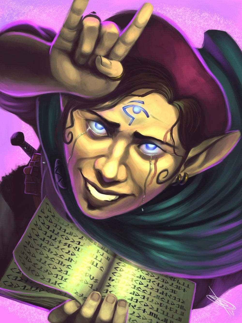 Pin On Critical Role Vox Machina Want to discover art related to scanlan_shorthalt? pinterest