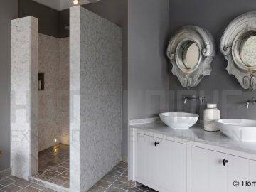 Badkamer Modern Landelijk : Verbouw grachtenpand modern landelijk badkamer pinterest