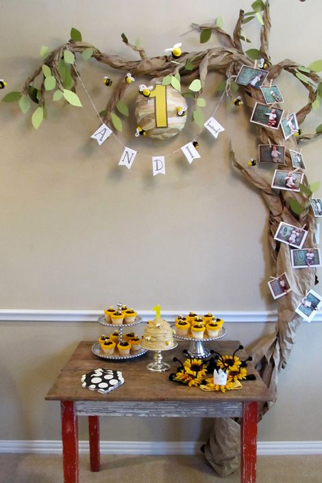 Honey Bee Birthday Love This To Go With The Pooh Bear Pin