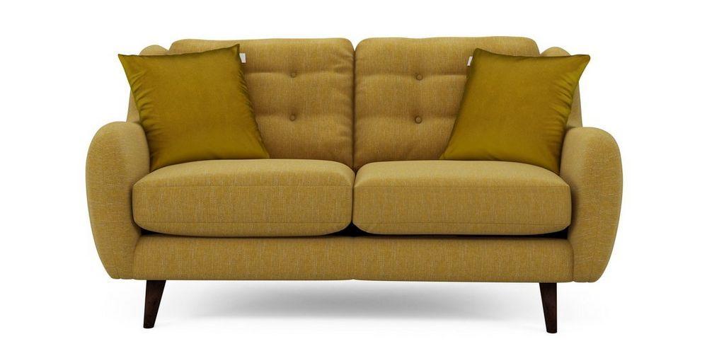 Camden Plain 2 Seater Sofa