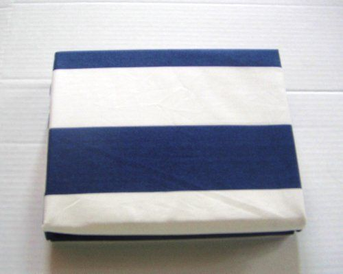 Ralph Lauren University Bedding Tate Navy Standard Pillowcases Set