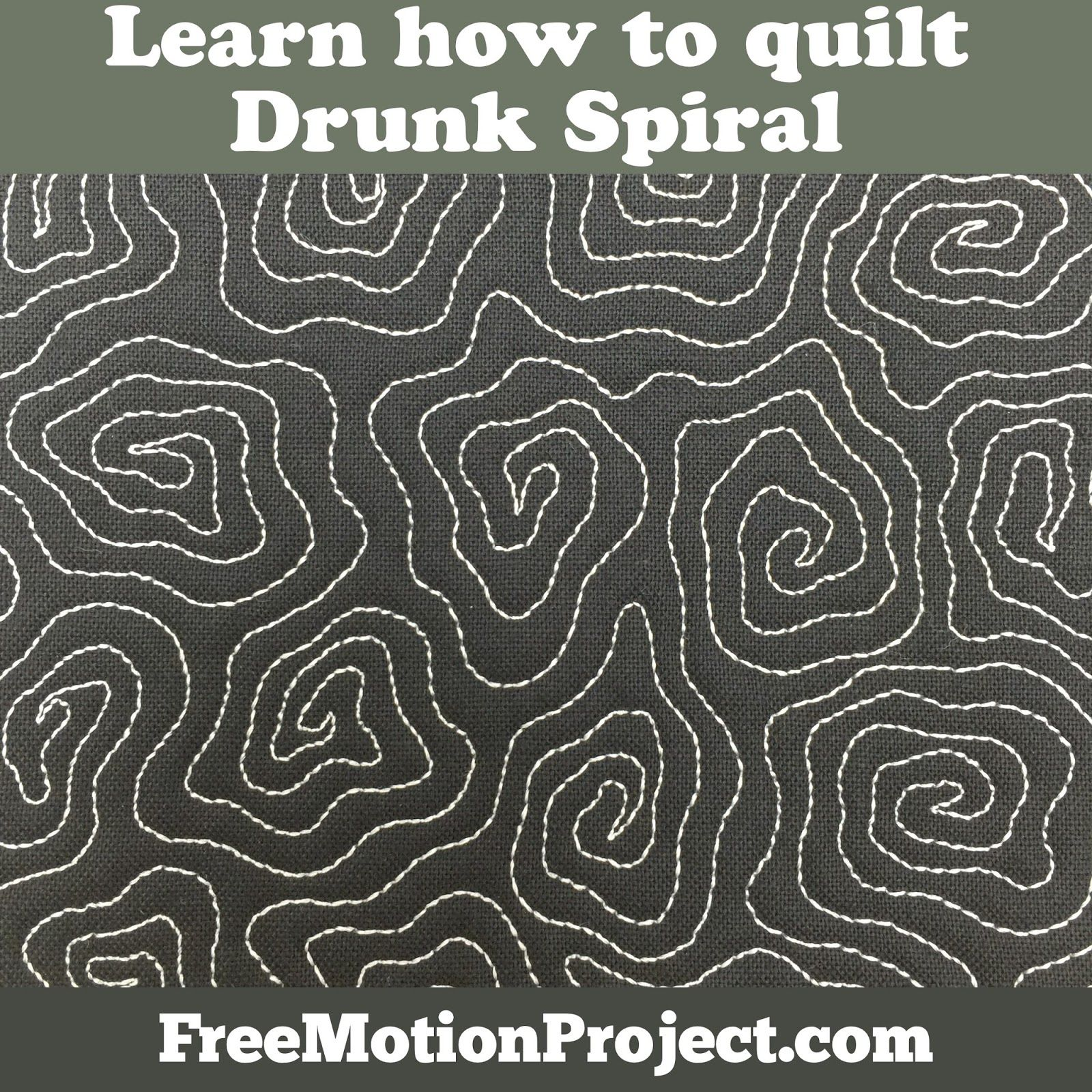 The Free Motion Quilting Project Free Motion Quilting Machine Quilting Patterns Free Motion Quilt Designs