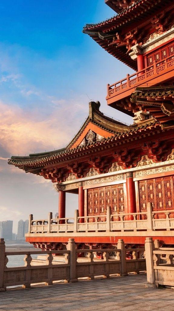 Visit world-famous Tiananmen Square.