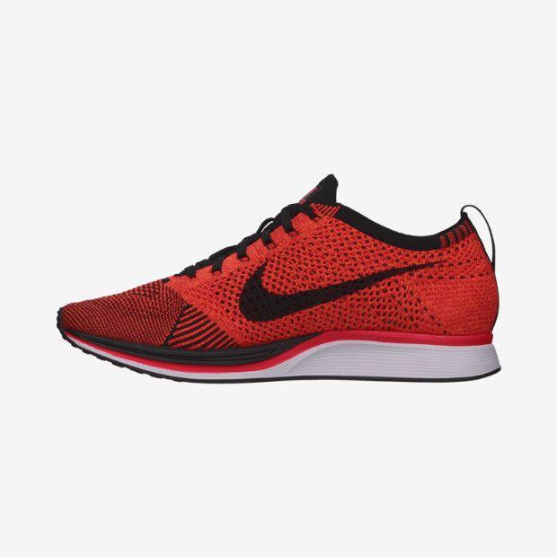 best website 37ea8 bfe3a Nike Flyknit Racer Unisex Running Shoe (Men s Sizing)