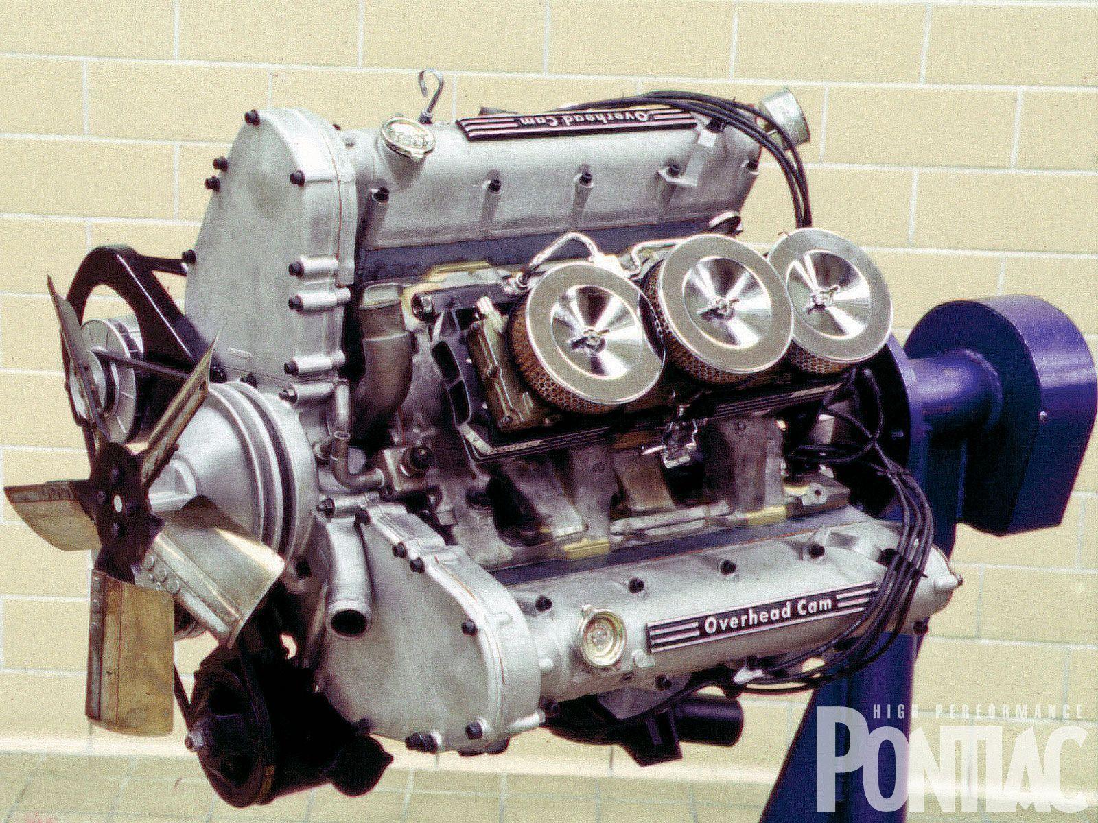 Race Engine Magazine Twin P Pump Cummins Diesel Power Pontiac Technology V8 Engines High Performance Costom