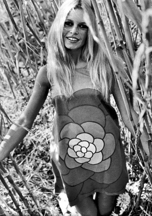 Brigitte Bardot #icon #iconic #women #fashion #