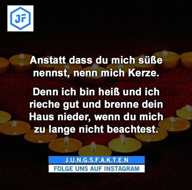 Markiere Deinen Schatz Schatz Liebe Jungsfakten Jf Kerze Verliebt Heiss Lustige Spruche Lustig Witzige Bilder Spruche