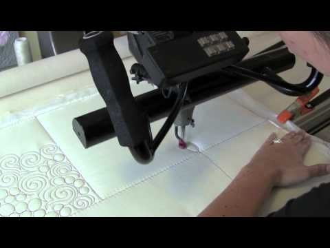 Watch as Natalia Bonner quilts on her Long Arm Machine! Find out how she incorporates your favorite designs into her quilts, and figure out what to ask for when talking to your quilter!