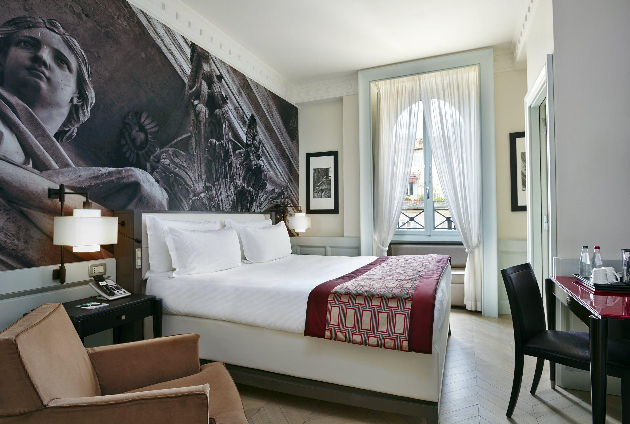 Hotel Quirinale Executive Room