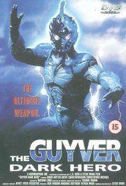 Guyver Dark Hero 1994 Hero Poster Cheesy Movies Hero