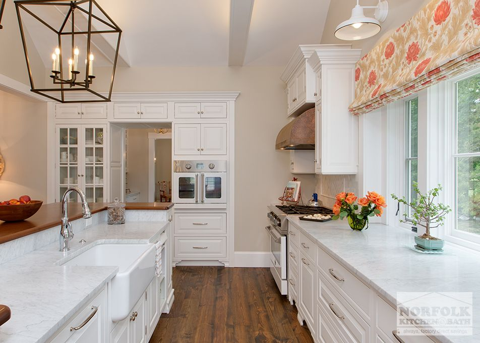 Kitchen By Showplace Features An Inset