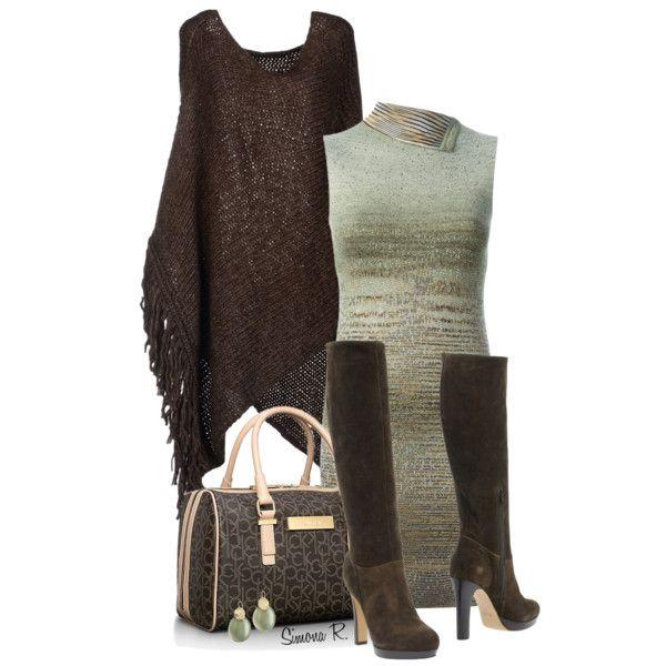 Missoni Sweater Dress by simona-risi on Polyvore featuring Missoni, Pinko, Gaia D'Este, Calvin Klein, Alexis Bittar, CalvinKlein, missoni and AlexisBittar