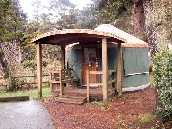 Mongolian yurts this goes on my new to do list for all for Oregon state parks yurts and cabins